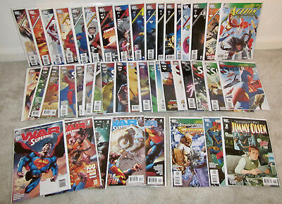 Superman 681-699 Action 871-889 War of the Supermen 0-4 Jimmy Olsen Special 1 2