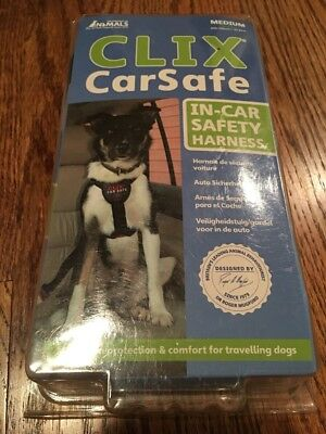 CLIX CarSafe In-Car Safety Harness by The Company Of Animals Medium