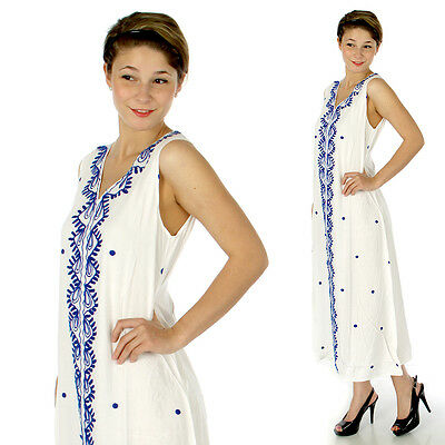 new  design Beautiful embroidery long dress    RES