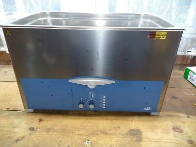 Clifton sw30h 30 liter large heated and timed ultrasonic cleaner- rrp £1756!