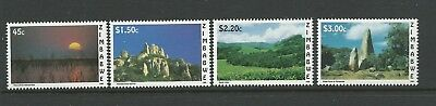 1996 Scenic Views set of 4 Complete MUH/MNH as Issued