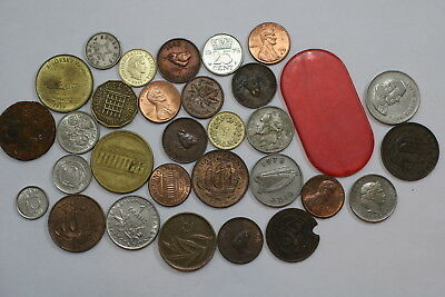 Many Old World Coins Useful Lot A88 Rm47