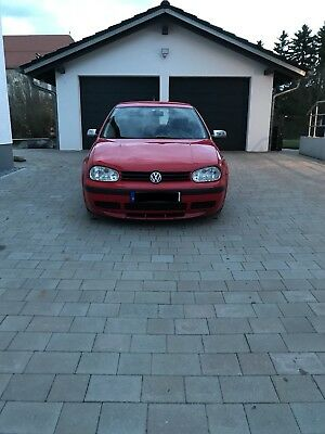 VW Golf 4 1,6 GTI Optik