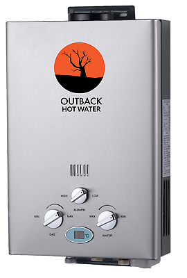 Outback Portable Gas Water Heater