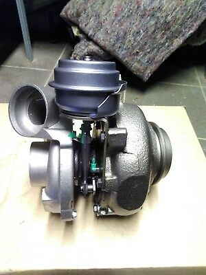 Turbolader Mercedes E 270 CDI (W210) 125 KW 170 PS OM612 715910 A6120960599