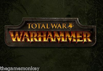 TOTAL WAR WARHAMMER STEAM key