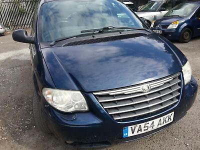 Chrysler Grand Voyager 3.3 auto Limited 2005 REG  7 SEATER LEATHER