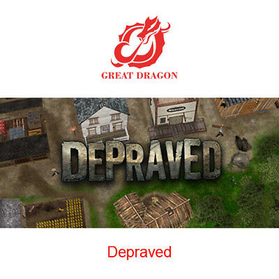 [Contact Before Purchase] Depraved [PC Global]
