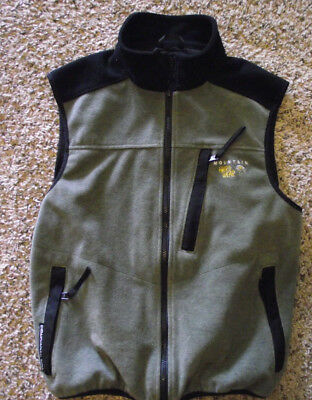 Mountain Hardwear Gore Windstopper Vest Mens S