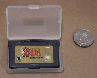 Legend of Zelda: A Link to the Past Four Swords Game Boy Advance GBA FREE SHIP..