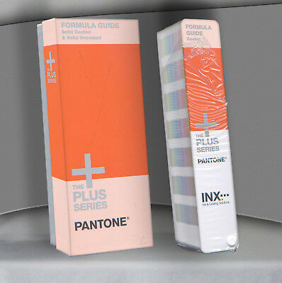 Pantone Color FORMULA Guide Solid COATED - - - - 1,755 Colors - - - - New
