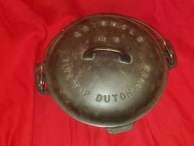 dating griswold dutch oven