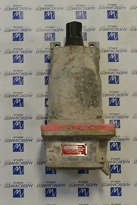 Line Power 995 Volt Cable Connector Mining  RL30DNC67D-1  300 amp USED