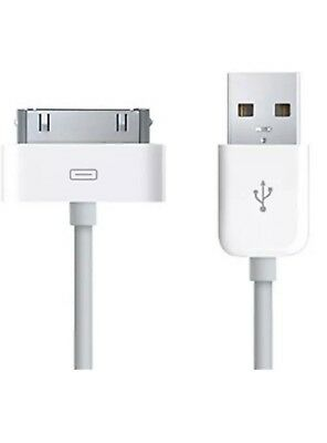 New 6FT USB 30 Pin Sync Data Charger Cable Cord for Apple iPhone 4/4s/3 /3G/iPad