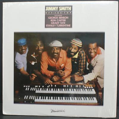 Jimmy Smith - Off The Top - Souljazz Vinyl Lp