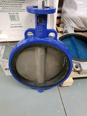 Belimo butterfly valve 300DN this valve is unused never been installed