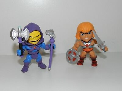 Masters Of The Universe - Loyal Subjects - Skeletor und He-Man