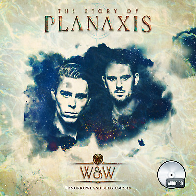 W&W - Live @ Tomorrowland 2018 (Belgien) – 22-07-2018 – AUDIO CD