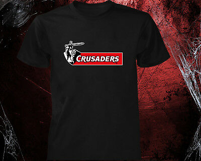 Crusaders t shirt The home of Rugby Union tournaments kids men women tee top