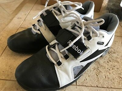 7935410c2f4d Reebok Crossfit U-form Lifters Mens size 9 Weightlifting Shoes! Never baked