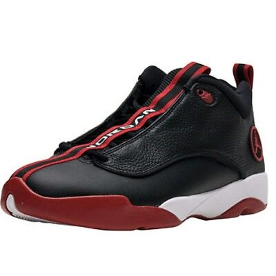 d4e34ce0d90c12 Nike Air Jordan Jumpman Pro Quick Black White Gym Red 932687-001 Msrp  130  13