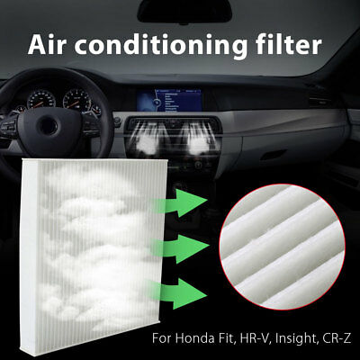 Cabin A/C Air Filter for 11-16 Honda CR-Z 09-17 Fit 10-14 Insight 16-17 HR-V