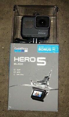 GoPro HERO5 Black with 32GB SD Card