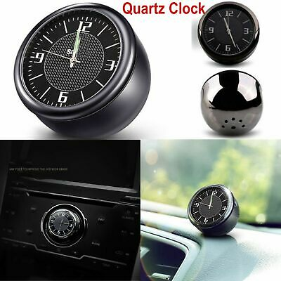 Fit For Porsche Car Clock Refit Interior Luminous Electronic Quartz Ornaments