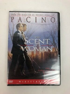 Scent Of A Woman DVD 1993 Widescreen Al Pacino, Chris O'donnell NEW!!! FSTSHP