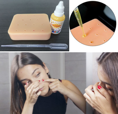 Hot it Pal Peach Pimple Popping Funny Toy Popper Remover Stop Picking Your Face