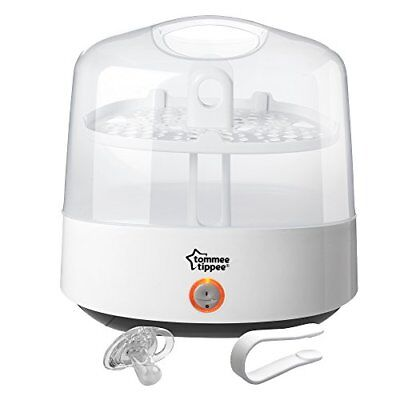 Tommee Tippee Electric Steriliser White
