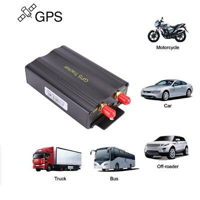 GPS Tracker TK103 A, controllo del PC version software Google Maps Link (M3W)