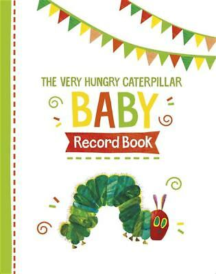 The Very Hungry Caterpillar Baby Record Book