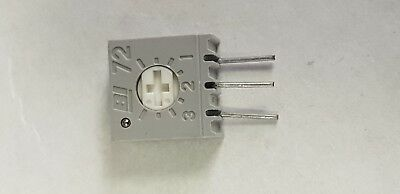 VARIOUS  Potentiometers: DIFFERENT VALUES/SIZES/MAKES/ See Listing