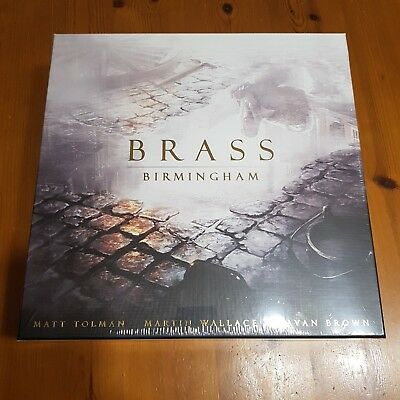 Brass Birmingham Deluxe Limited Edition