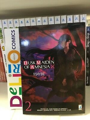 DUSK MAIDEN OF AMNESIA N.2 Ed.STAR COMICS SCONTO 10%