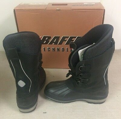 INSTOCK Baffin mens Spectre Snowmobile Boots Size 7 -  11-8307