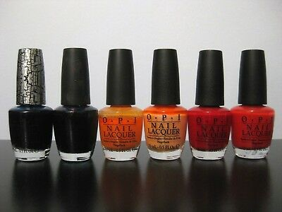 OPI Collection Nail Polish Lacquer Assorted Colors 15ml/0.5oz