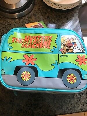 Scooby-Doo Mystery Machine lunchbox. BRAND NEW!
