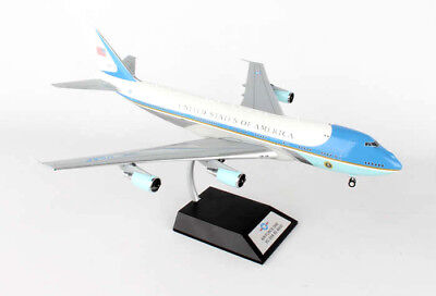 Airplane Presidential Airforce One VC-25A Boeing 747-200 Diecast  Model Aircraft