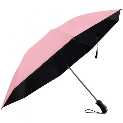 Auto Open Close Travel Umbrella Windproof Reverse Sun-Protection Large Size