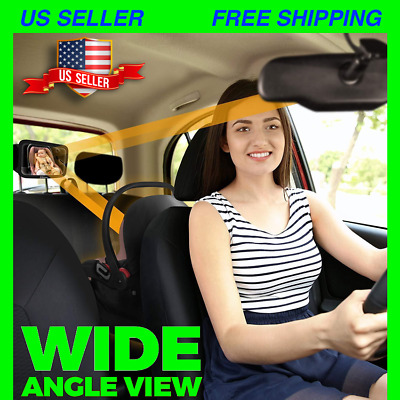 Baby Backseat Mirror for Car View Infant in Rear Facing Car Seat Newborn Safety