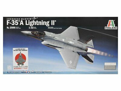 Tamiya 1/32 Lockheed Martin F-35 A Lightning II w/JASDF Markings Kit 25414