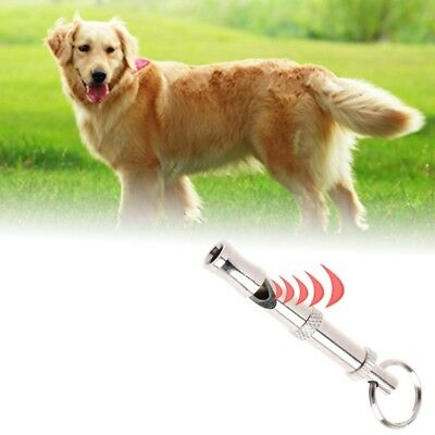 Dog Training Obedience Whistle Pet Ultrasonic Supersonic Sound Pitch Quiet
