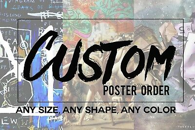Custom Poster Printing, Family Photo Poster Art, Personalized Wall Art Print