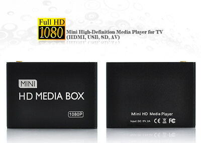 NEW CVJI-E175-2GEN  THIS POWERFUL ALL-IN-ONE MINI MEDIA HUB PLAYS MOVIES AN.g.
