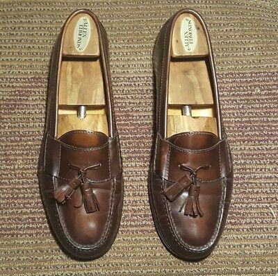 733ad8cab31 COLE HAAN MEN Tassel Loafer Us   11 D Eu 44 M Brown Leather Made In ...