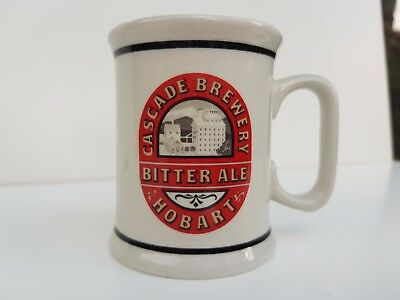 CASCADE BREWERY BITTER ALE Miniature Beer Stein by Franklin Mint