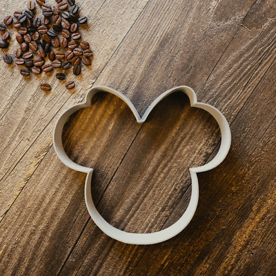 Minnie Mouse Cookie Cutter - Fondant, Sugarcraft & Biscuit Instagram 3 Sizes -