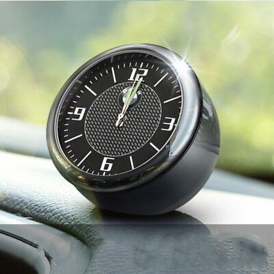 Vintage Analog Car Electric Quartz Clock For BMW Interior Ornaments Decoration